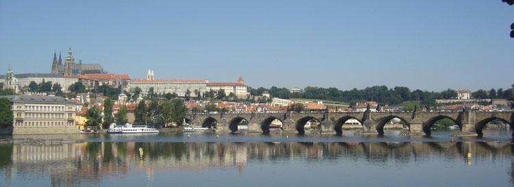 Prag. Foto: Lars Wallin