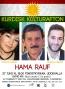 27/6 -15 Kurdisk kulturafton: Hama Rauf Karkuki mfl,Uddevalla