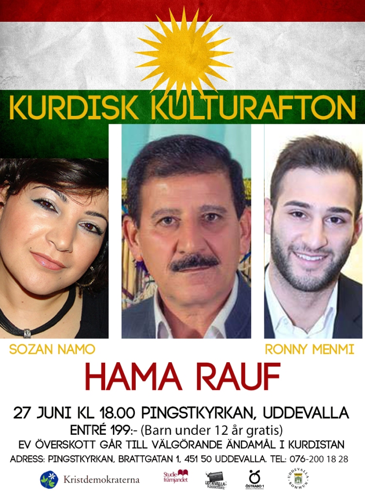 kurdiskaftonposter
