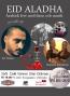 25/9 El Aladha: عيد الاضحى Arabisk fest med dans ochmusik