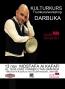 13/11 Trumkurs/Darbuka med Mostafa Al Kafafi @ Café Vänner UtanGränser