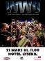 21/3 World Wide Orchestra @ Hotel LysekilAsylboende