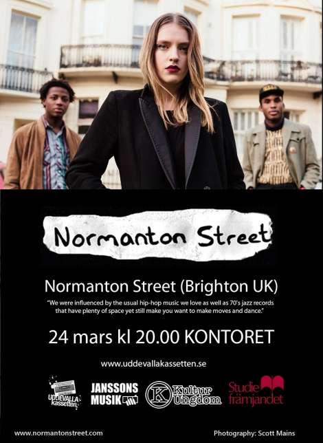 24/3 Normanton Street (Brighton UK) @KONTORET