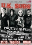 20-21/10 UK SUBS – Capricorn – Konspiration – Pirates Of The Pubs @ Czech Republic