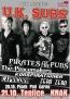 20-21/10 UK SUBS – Capricorn – Konspiration – Pirates Of The Pubs @ CzechRepublic