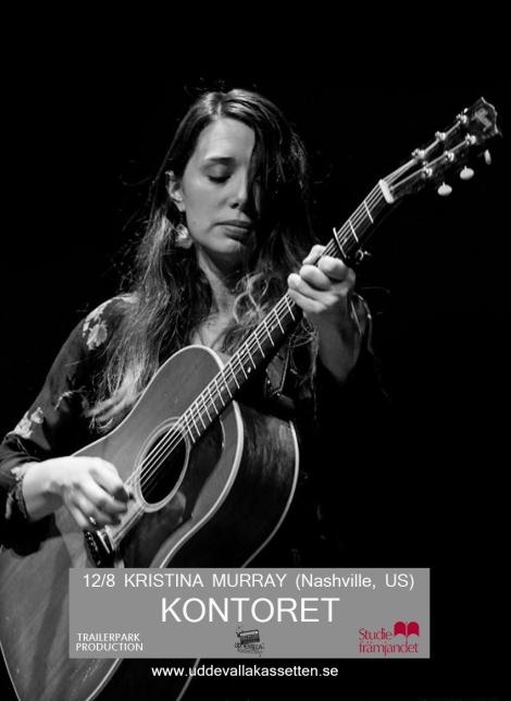 12/8 Kristina Murray (Nashville US) –Kontoret