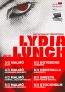 6/3 Lydia Lunch (US) @Kontoret