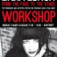 "6/3 ""From the Page to the Stage"" workshop – Lydia Lunch (US) @ Kontoret"
