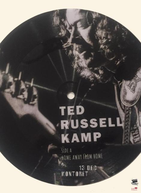 13/12  Ted Russel Kamp (US) + Guests @Kontoret