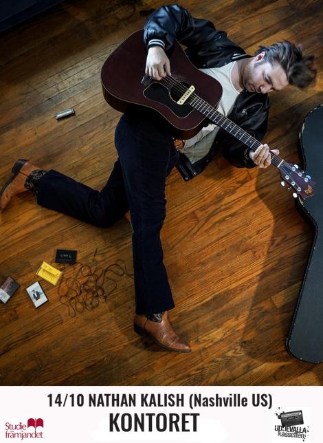 14/10 Nathan Kalish, Nashville US –Kontoret