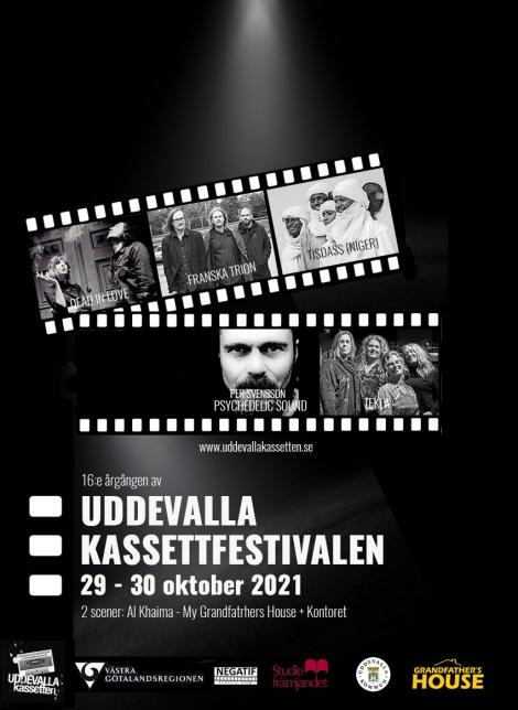 29-30/10 UddevallaKassettFestivalen